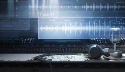 Tontechnikerin